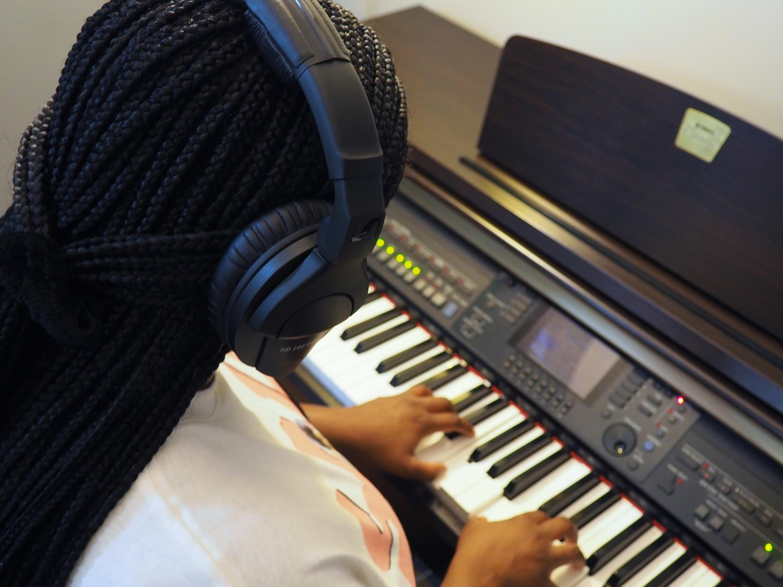 Contemporary Piano Lesson