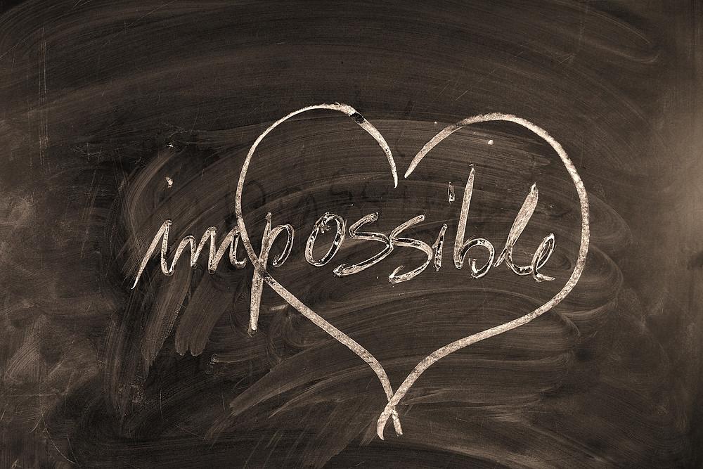 Rien n'est impossible, citation inspirante pour se motiver pendant sa reconversion professionnelle