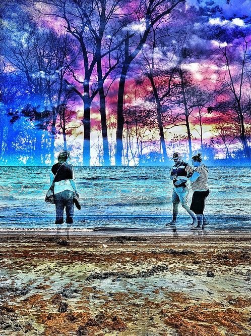 """Parson's Walk #2"" Parsons Beach, Kennebunk ME"