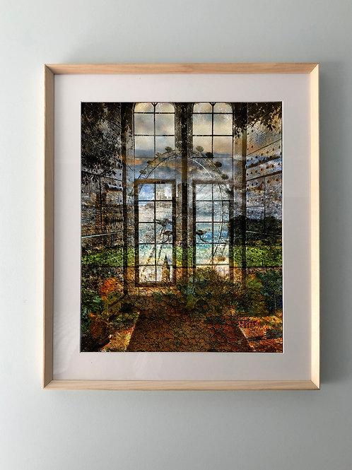 """""""London Sky"""" Framed Print"""
