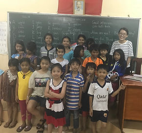 Teach Back! | Adventurers' Journal in Vietnam