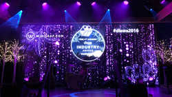 Awards Program LED video wall