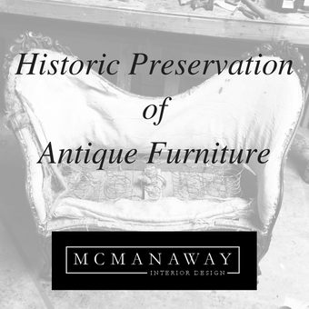 Historic Preservation of Antique Furniture
