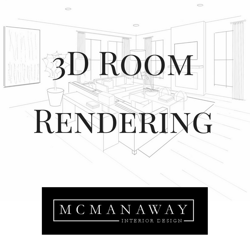 3D Room Rendering Riverside CA