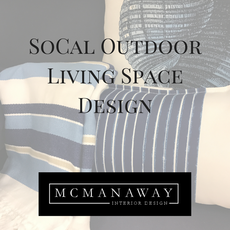 SoCal Outdoor Living Space Design