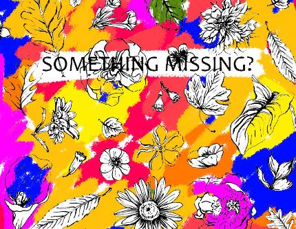 Something missing?