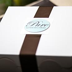 Mini Cheesecake Box