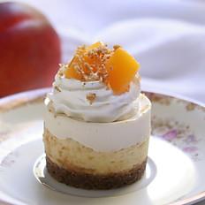 Peaches & Cream (Seasonal)