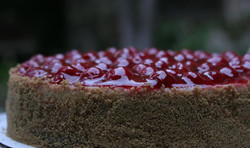 Traditional Cherry Cheesecake - Signature Collecti - 1967278550459