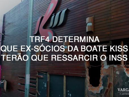 TRF4 determina que ex-sócios da Boate Kiss terão que ressarcir INSS