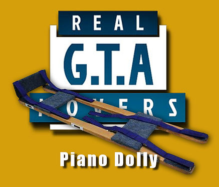 Piano Dolly Real GTA Movers