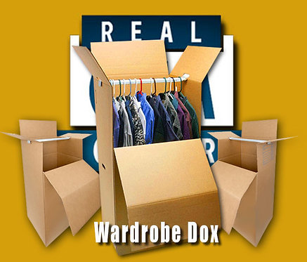 Wardrobe box Real GTA Movers