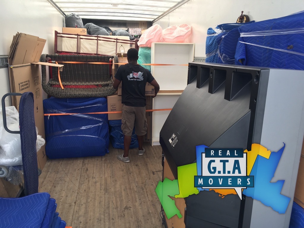 Real GTA Movers - GTA-MOVERS.COM