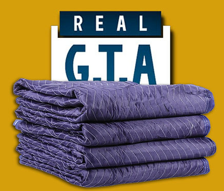 Moving Pads | Blankets | Real GTA Movers