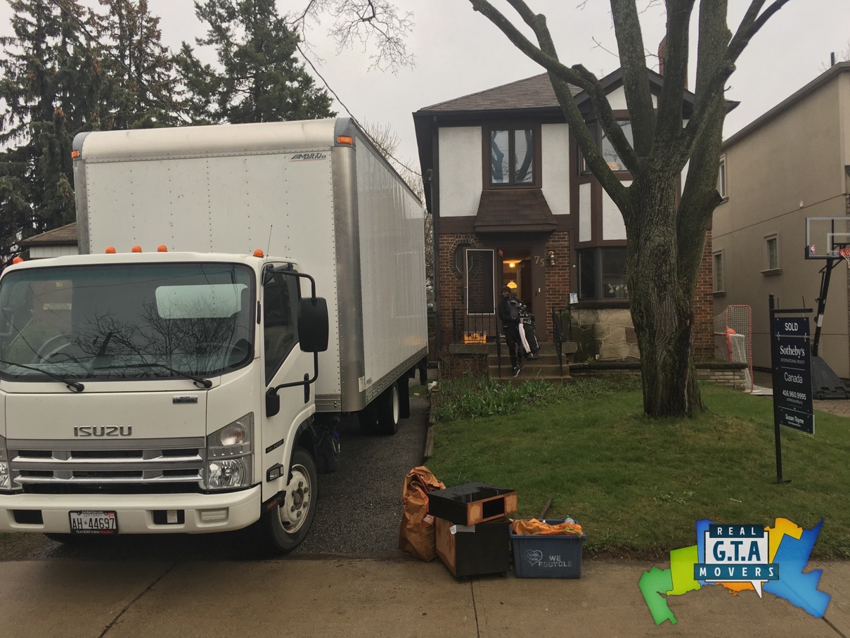 Real GTA Movers GTA-MOVERS.COM