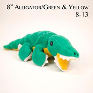 Alligator (Small) 8-13