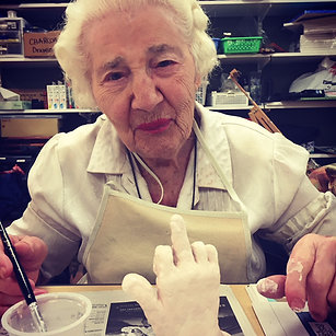 My 100-year old student