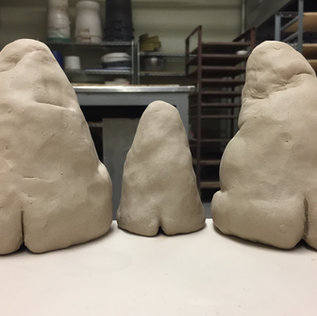 Naked Blob Butts