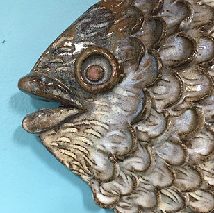 Wall Fish detail