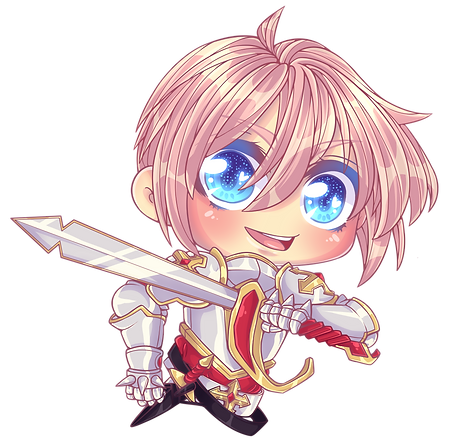 chibi warrior .png
