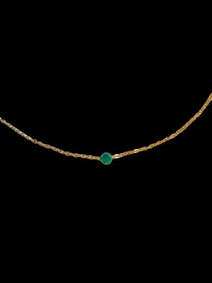 collier très fin Perle Naturelle