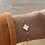 Thumbnail: Bracelet Trèfle Blanc