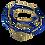 Thumbnail: bracelet multirangs soleil lapis lazuli