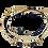 Thumbnail: bracelet multirangs onyx