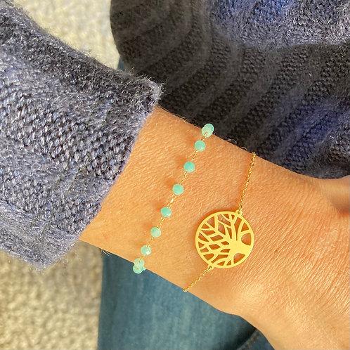 bracelet arbre de vie