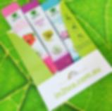 IN2TEA hibiscus detox, skinny and cleansing teas