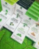 IN2TEA green tea range