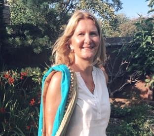 Helen Johnstone yoga teacher and therapist