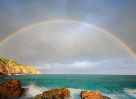 The Rainbow - Myth, Symbol and Meaning