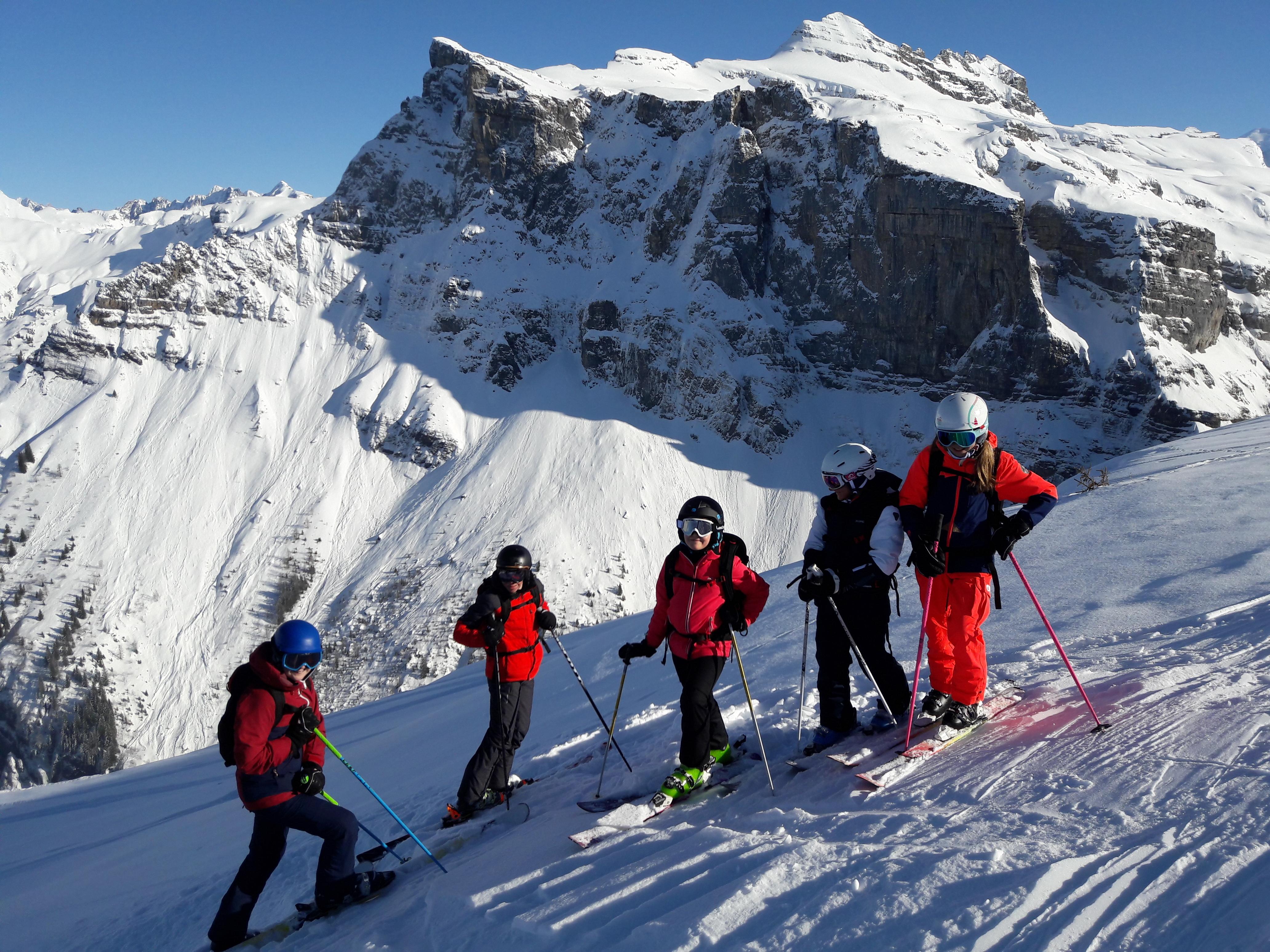 Les Loisirs Ski Clubs Samoëns