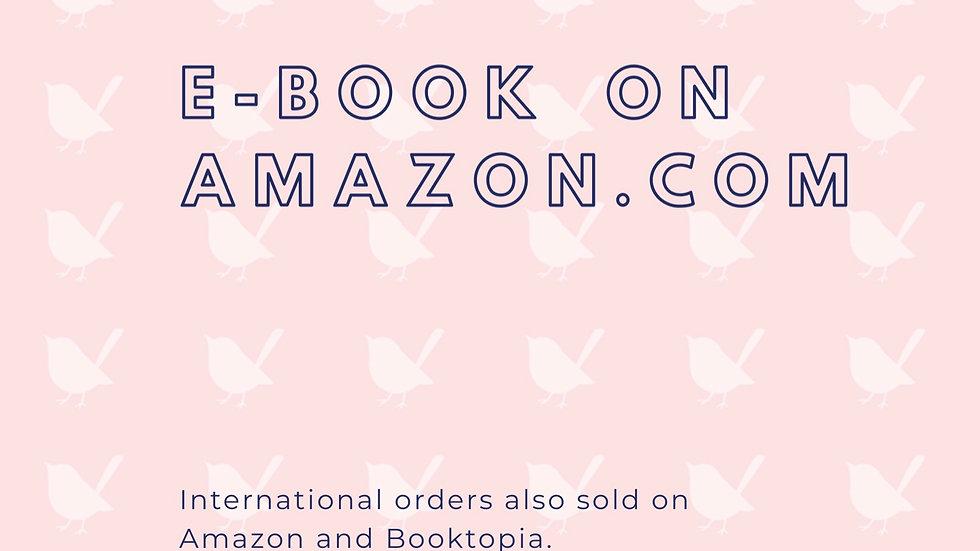 Miles Apart E-BOOK available on AMAZON