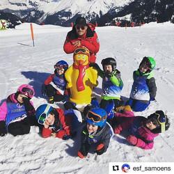 Ski loisirs #skiclubsamoens #skiloisirsamoens