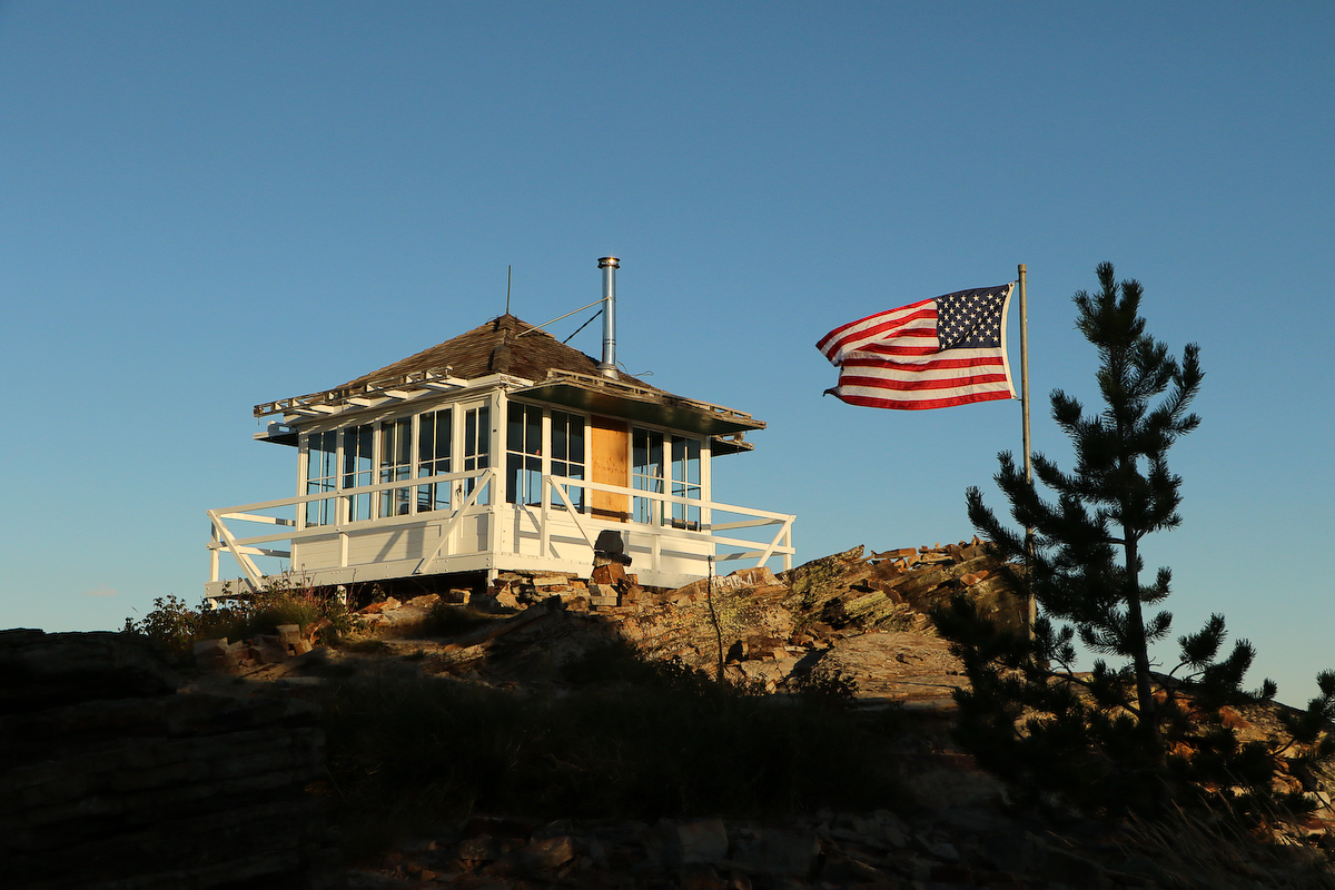 Sex Peak Lookout Tower