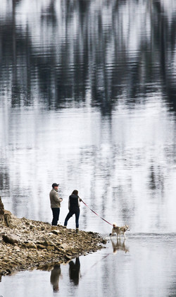 Higgens Point, Lake Coeur d'Alene