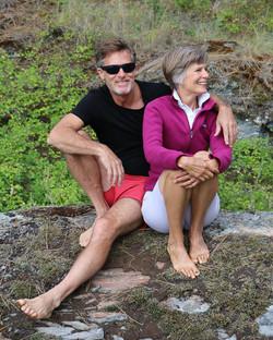 Michael and Kathy