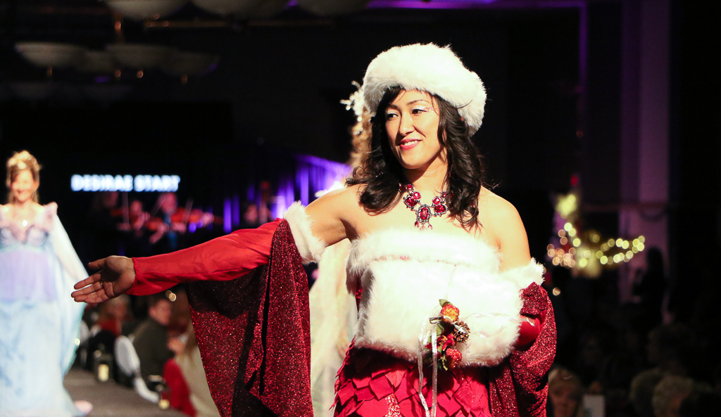 The Festival of Trees Fashion Show