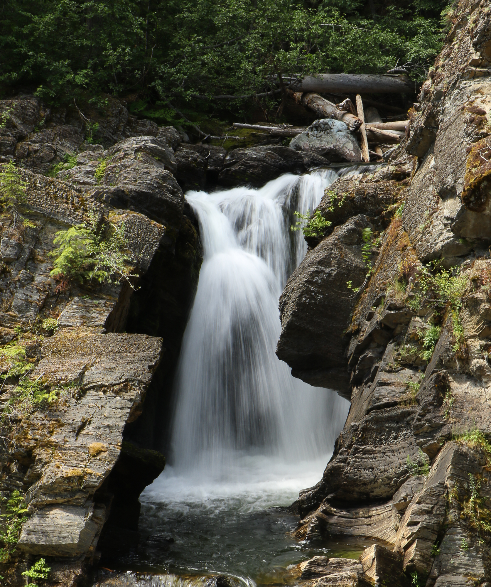 North Fork Falls