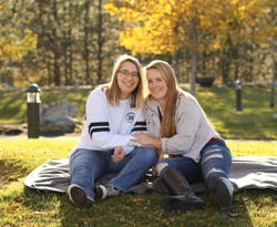 Haley and Jordan-Senior Pictures