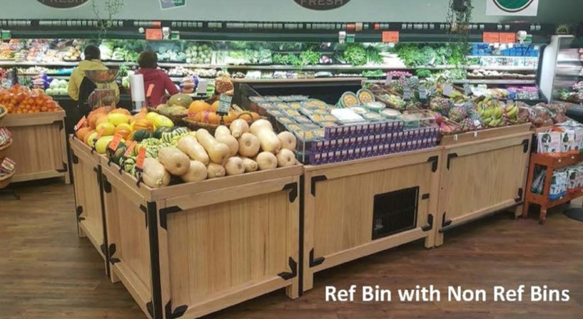 REFRIGERATED ORCHARD BINS - TM ROB 4X3-SLTREFRIGERATED ORCHARD BINS - TM ROB 4X3-SLT