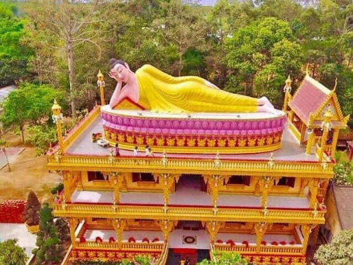 Sadhanarama Sima (Ordination Hall) : An Appeal for Donation