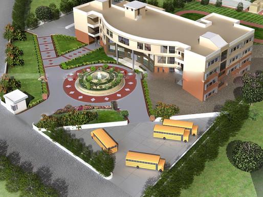 Bodhi Rasmi School Construction