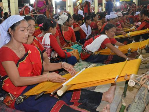 12th Maha Kathina Civara Dana celebration at Sadhanarama Bana Vihara