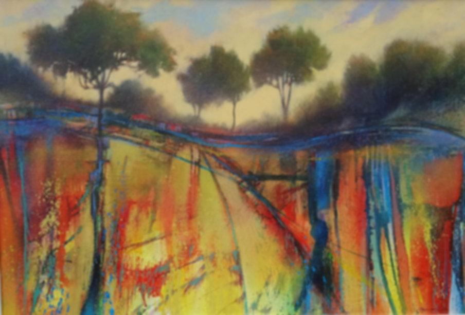 Daniel Cole September trees