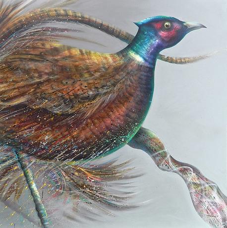Paul Hawthorn Pheasant