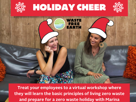 Zero Waste 101: Holiday Cheer!
