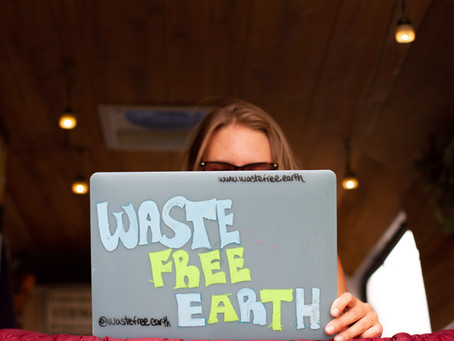 Waste Free Earth's pivot to industry's first Remote Zero Waste Team